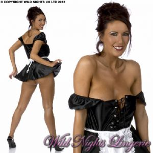 SEXY GENUINE DELUXE French Maid Costume